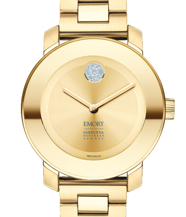 Emory Goizueta Women's Watches. TAG Heuer, MOVADO, M.LaHart