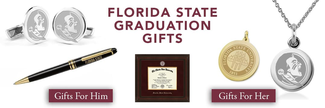 Florida State Graduation Gifts for Her and for Him