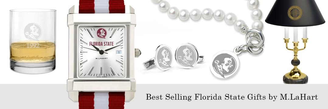 Best selling Florida State watches and fine gifts at M.LaHart