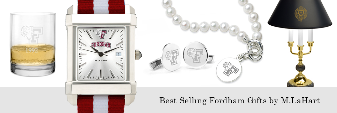 Fordham University Best Selling Gifts - Only at M.LaHart