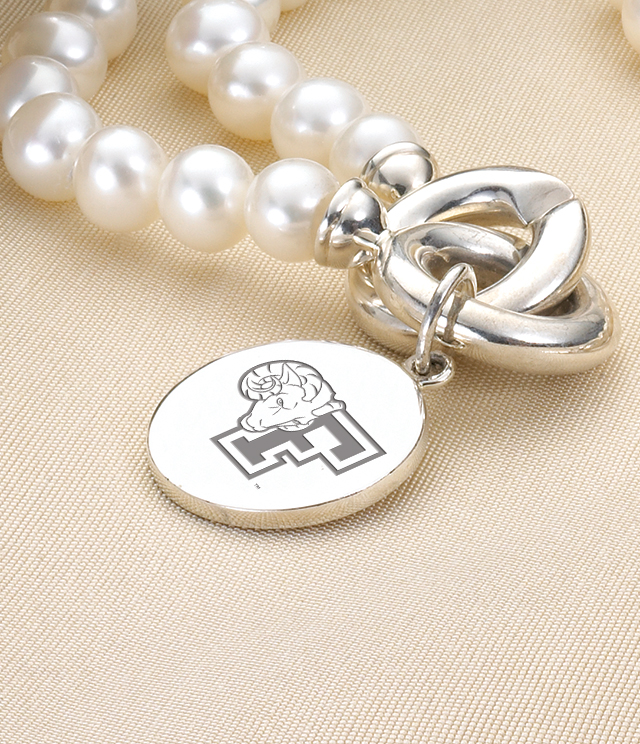 Fordham University Jewelry for Women - Sterling Silver Charms, Bracelets, Necklaces. Personalized Engraving.