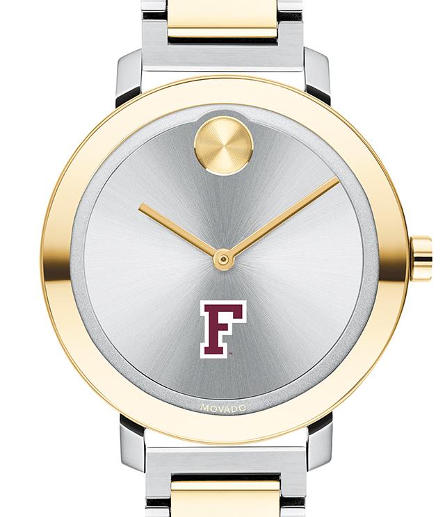 Fordham University Women's Watches. TAG Heuer, MOVADO, M.LaHart