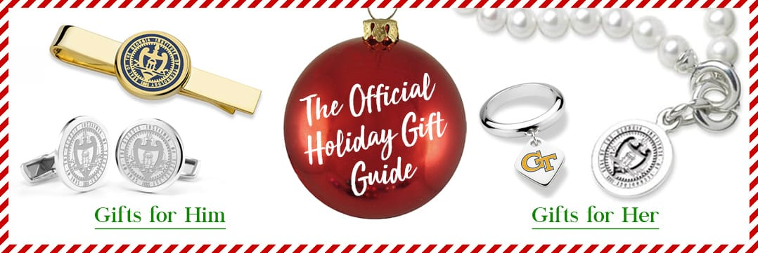 The Official Holiday Gift Guide for Georgia Tech