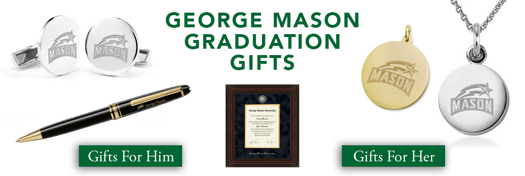 George Mason Graduation Gifts for Her and for Him