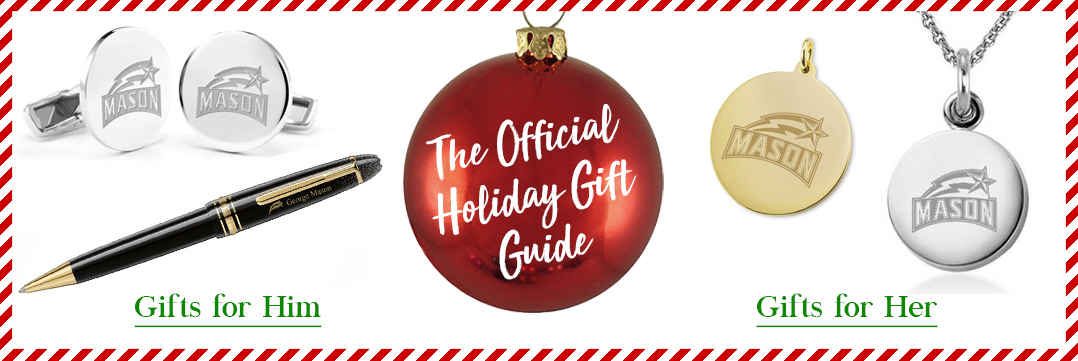The Official Holiday Gift Guide for George Mason University