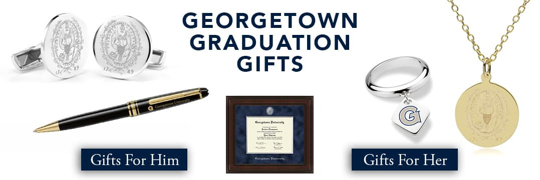 Georgetown Graduation Gifts for Her and for Him