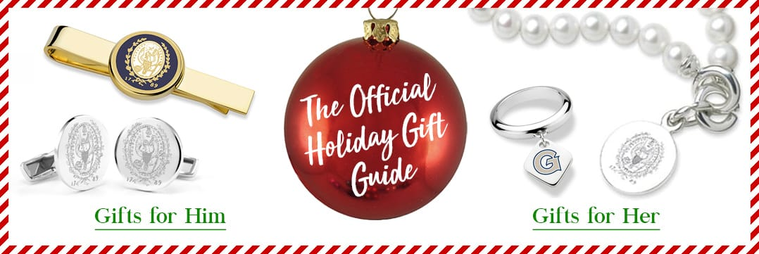 The Official Holiday Gift Guide for Georgetown