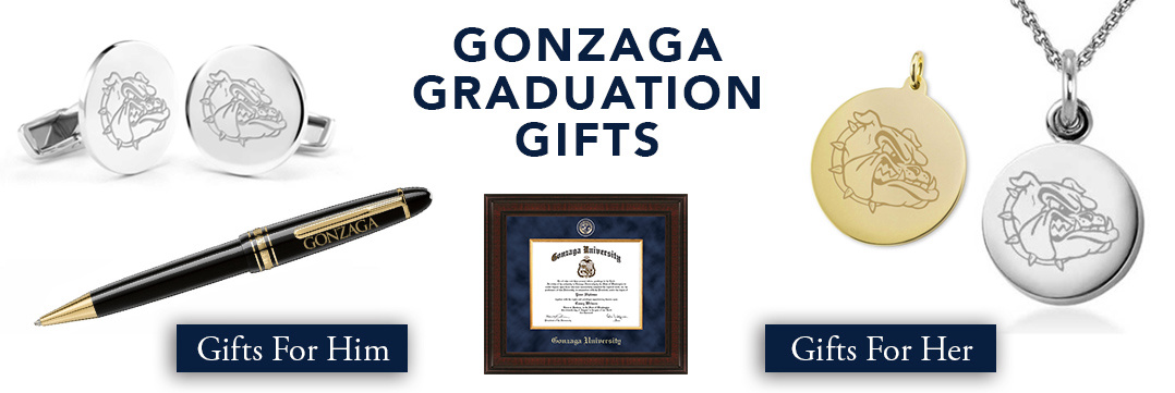 Gonzaga Graduation Gifts for Her and for Him