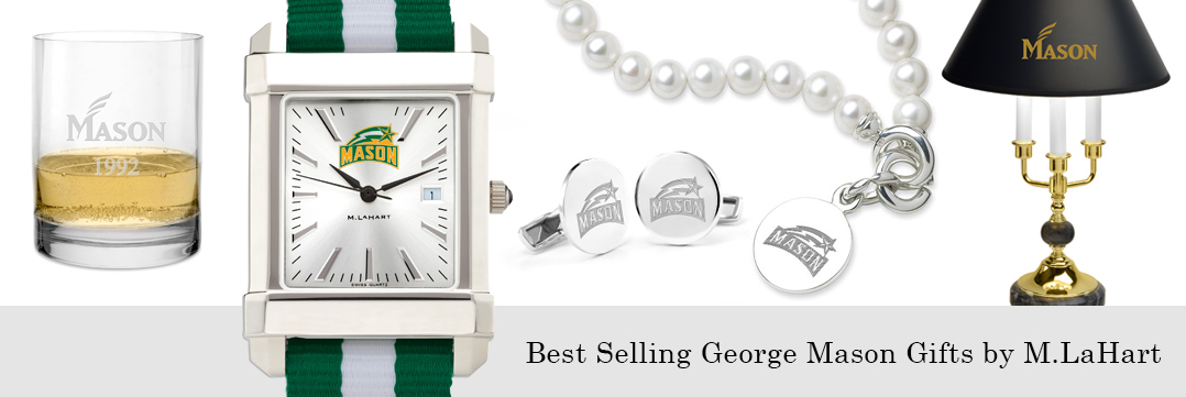 George Mason Best Selling Gifts - Only at M.LaHart