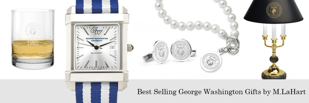 Best selling George Washington watches and fine gifts at M.LaHart