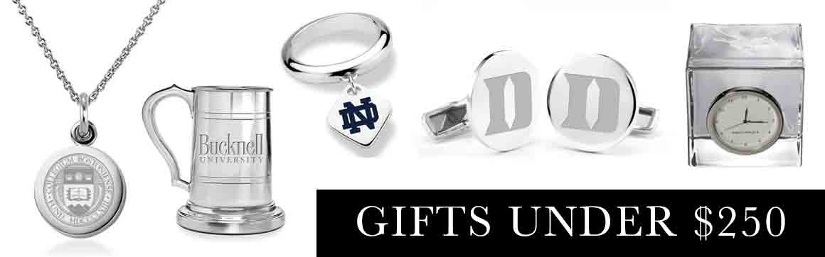 Exceptional University Gifts for Under $250