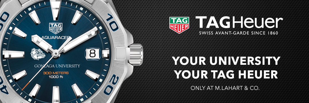 Gonzaga TAG Heuer Watches - Only at M.LaHart