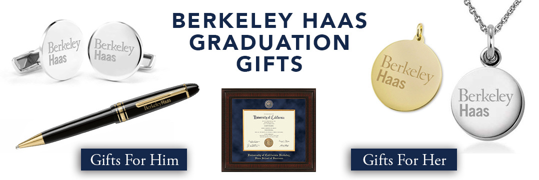 Berkeley Haas Graduation Gifts for Her and for Him