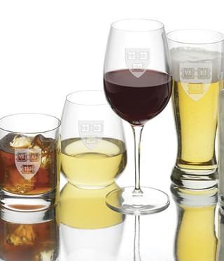 Harvard - Glasses & Barware