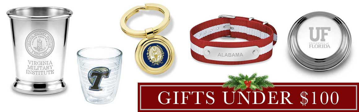 Exceptional University Gifts for Under $100