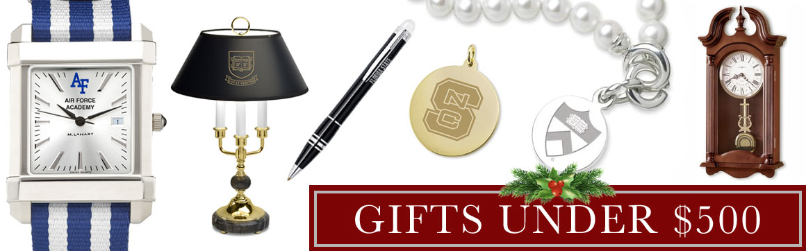 Exceptional University Gifts for Under $500