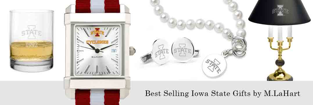 Iowa State Best Selling Gifts - Only at M.LaHart