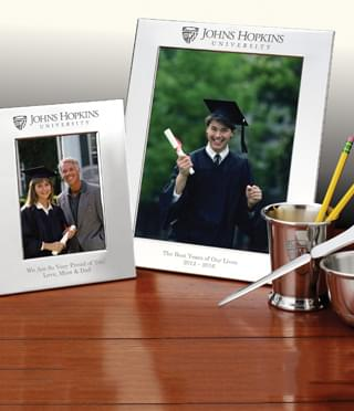 Johns Hopkins - Frames & Desk Accessories