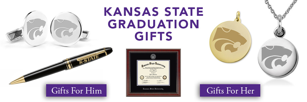 Kansas State Graduation Gifts for Her and for Him