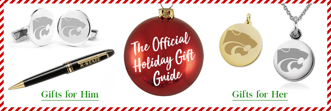 The Official Holiday Gift Guide for Kansas State University