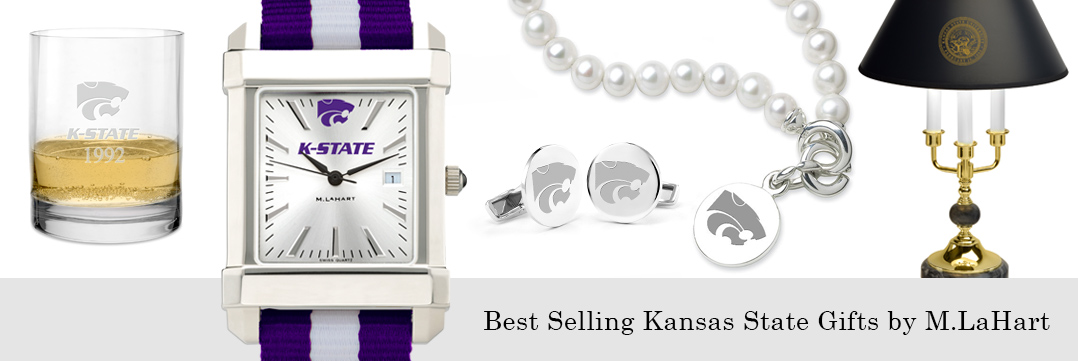 Kansas State Best Selling Gifts - Only at M.LaHart