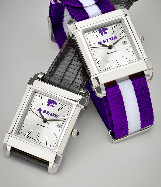 Kansas State - Men's Watches