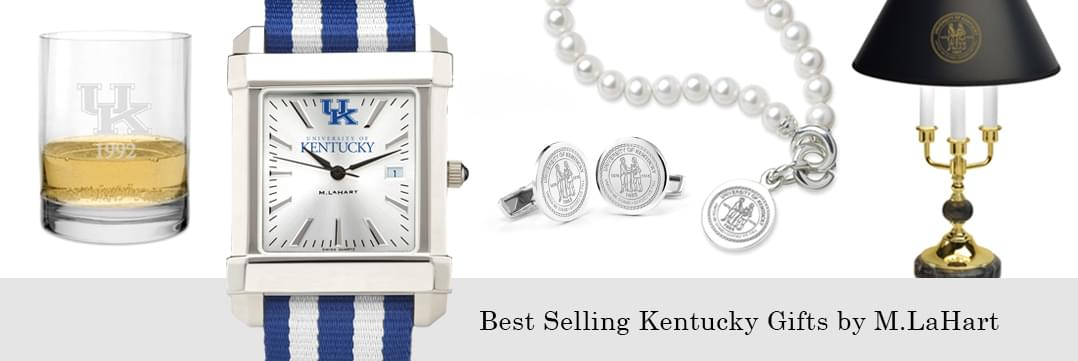 Best selling Kentucky watches and fine gifts at M.LaHart