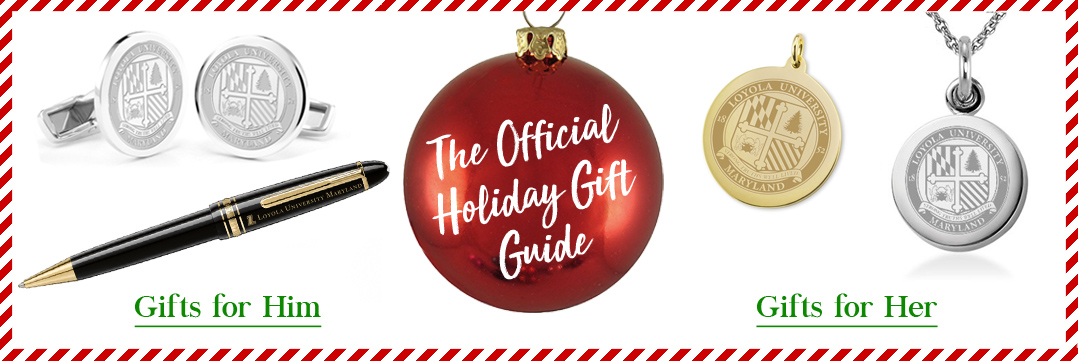 The Official Holiday Gift Guide for Loyola