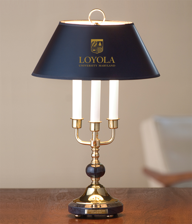 Loyola University Home Furnishings - Clocks, Lamps and more - Only at M.LaHart