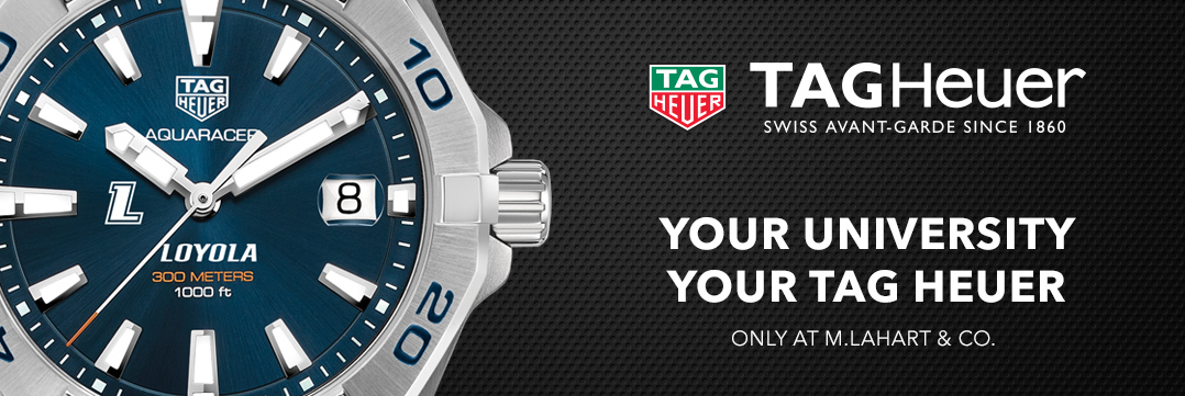 Loyola University TAG Heuer Watches - Only at M.LaHart