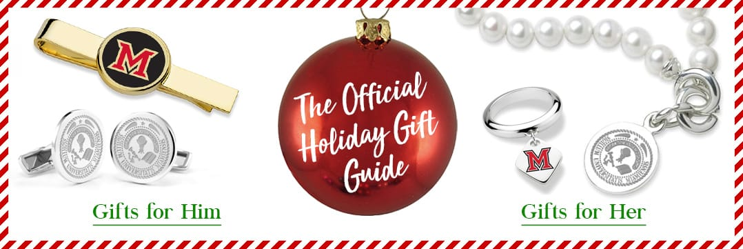 The Official Holiday Gift Guide for Miami University