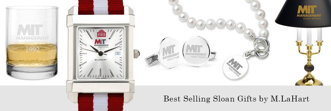 MIT Sloan Best Selling Gifts - Only at M.LaHart