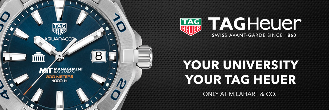 MIT Sloan TAG Heuer Watches - Only at M.LaHart