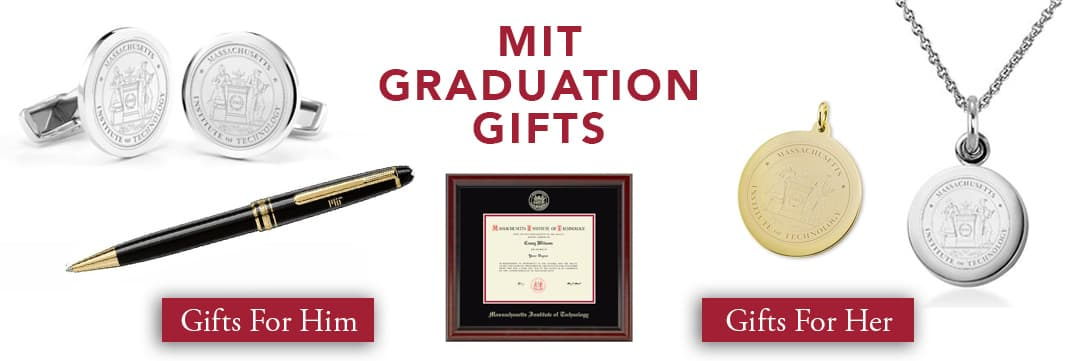 MIT Graduation Gifts for Her and for Him