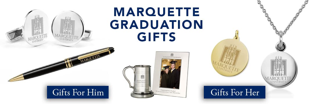 Marquette Graduation Gifts for Her and for Him