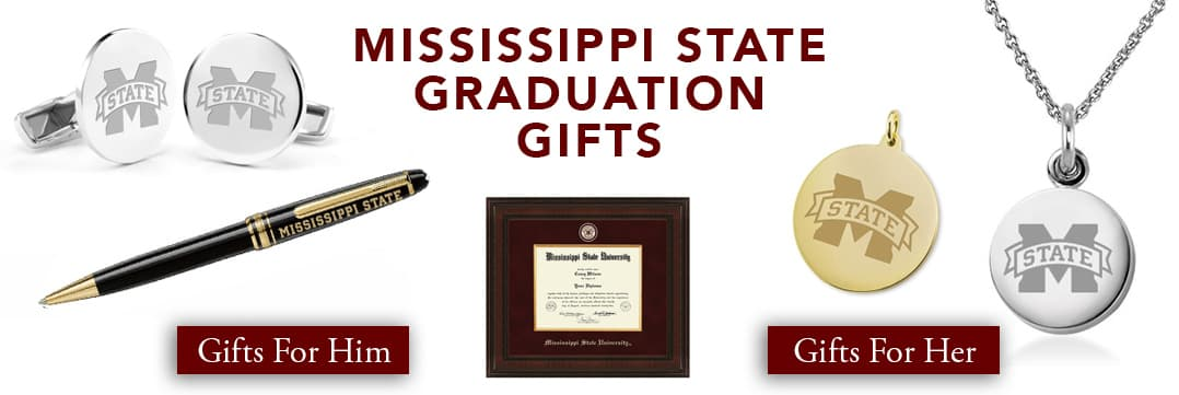 Mississippi State Graduation Gifts for Her and for Him