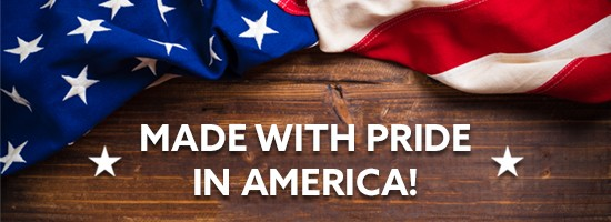 Made with Pride in America