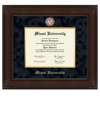 Miami University - Frames & Desk Accessories