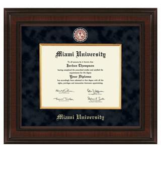 Miami University - Frames & Desk Accessories