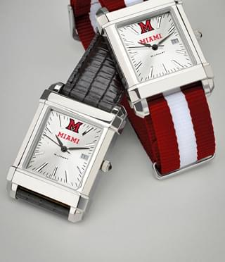Miami University - Men's Watches