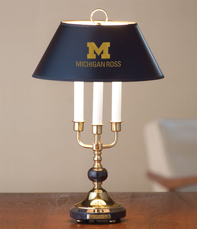 Ross School of Business Home Furnishings - Clocks, Lamps and more - Only at M.LaHart