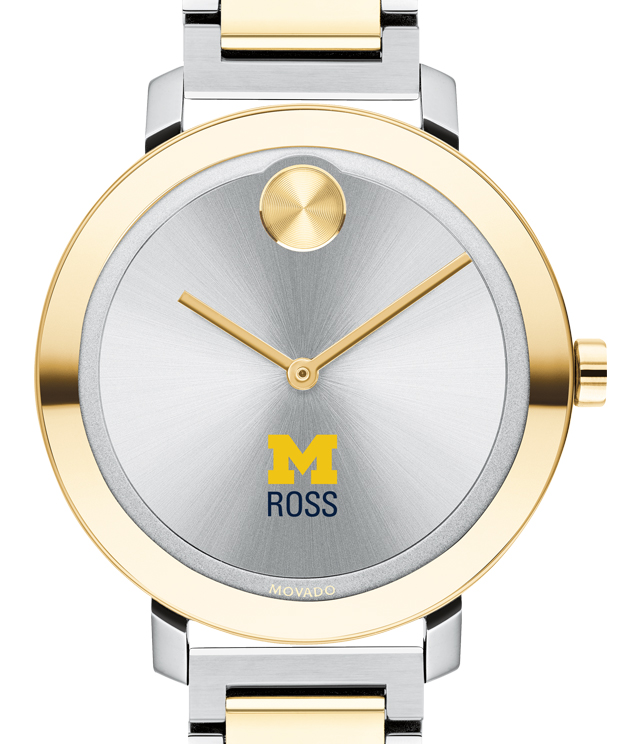 Ross School of Business Women's Watches. TAG Heuer, MOVADO, M.LaHart