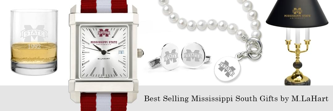 Best selling Mississippi State watches and fine gifts at M.LaHart