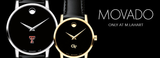 Historic Movado Watches for Your University