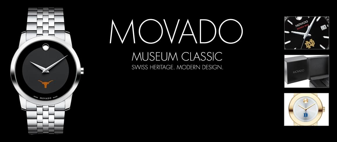 MOVADO University Watches