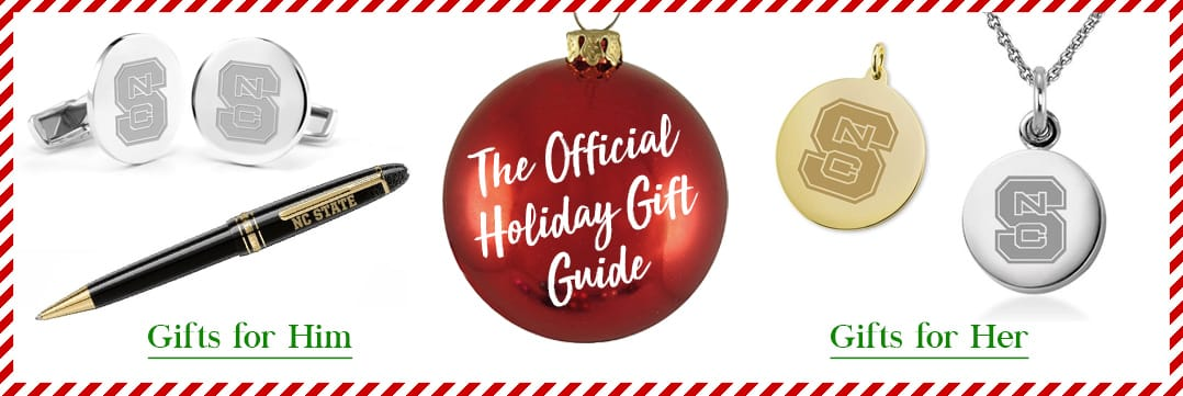 The Official Holiday Gift Guide for NC State