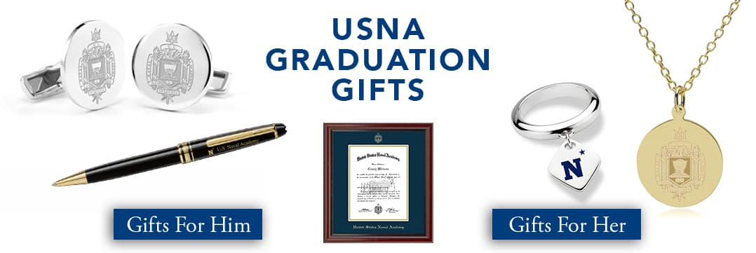 Naval Academy Graduation Gifts for Her and for Him