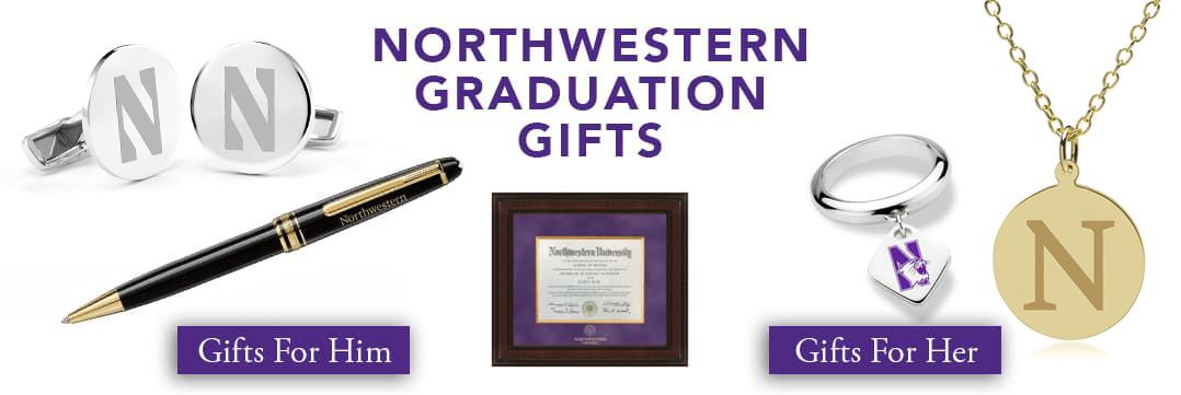 Northwestern Graduation Gifts for Her and for Him