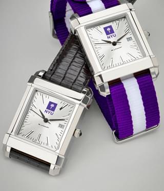 NYU - Men's Watches
