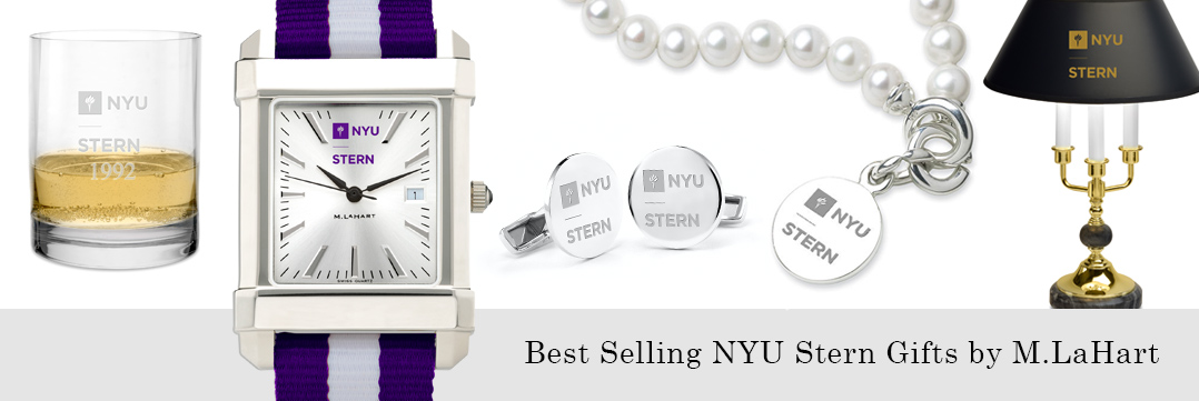 NYU Stern Best Selling Gifts - Only at M.LaHart